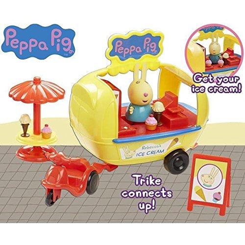 PEPPA PIG le le le Camion a Glaces + Peppa edc91c