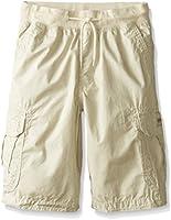 Unionbay Boys' Blake Knit Waist Cargo Short
