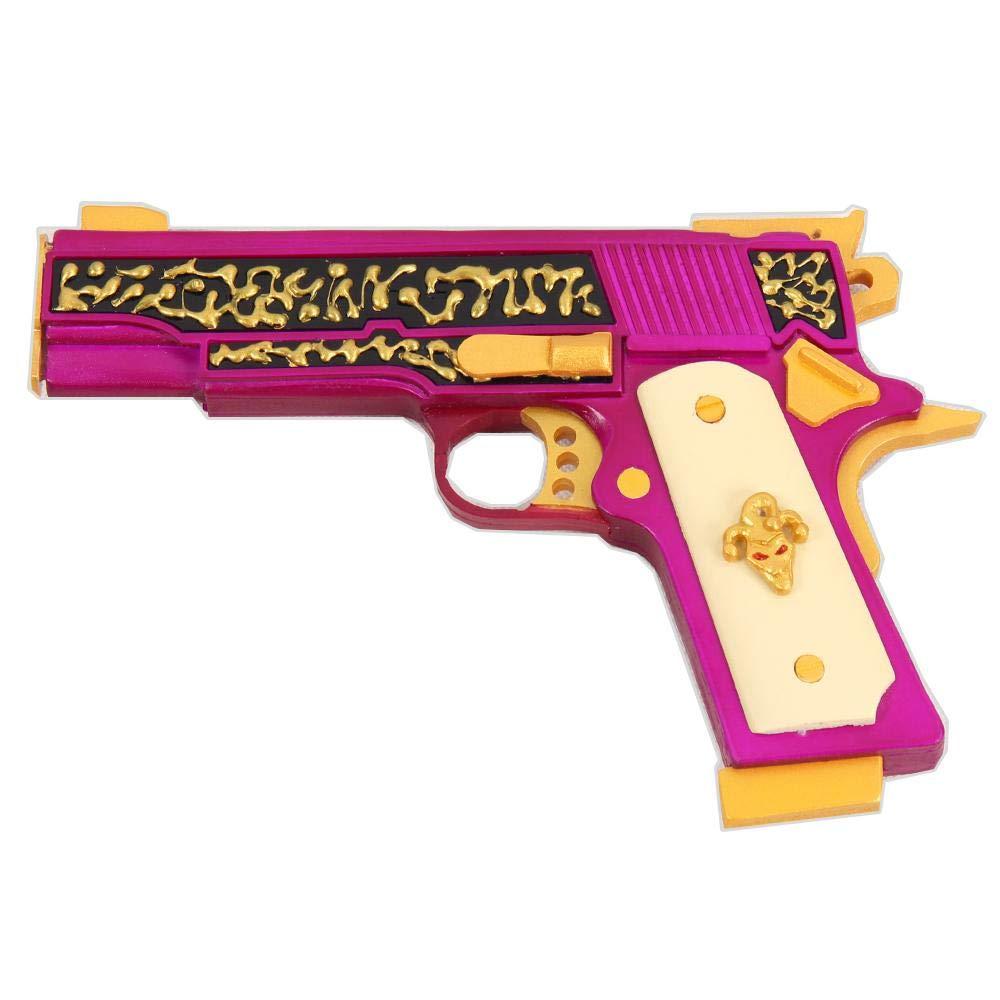 para barato 79cos Suicide Squad Squad Squad Cosplay Prop Joker Plastic Gunpound;uml;Purplepound;copy;  hasta 60% de descuento