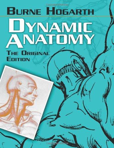Dynamic Anatomy: The Original Edition (Dover Art Instruction)
