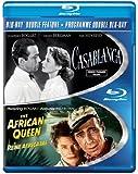 Casablanca / African Queen [Blu-ray] (Bilingual)
