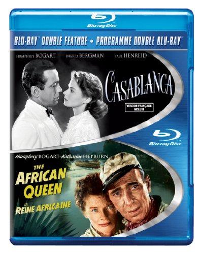 (Casablanca (1942) / The African Queen (1951))