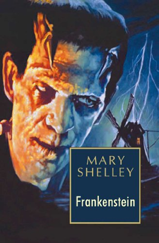 Frankenstein by mary shelley with figurative language