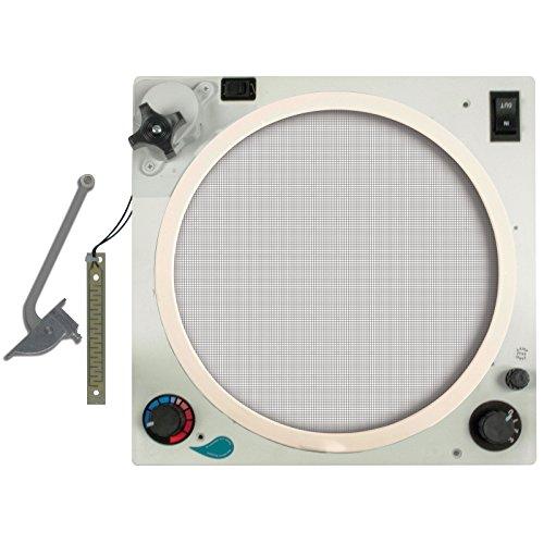 Fan Tastic 803358 Vent Upgrade Off White