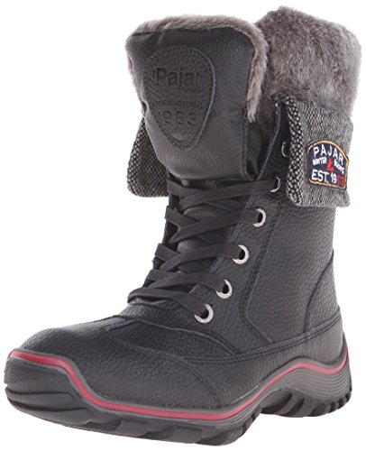 Boot, Black, 39 EU/8-8.5 M US ()