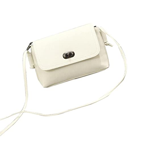 6e31a5a1f156 Elaco Women Leather Mini Cute Handbag Cross Body Shoulder Messenger ...