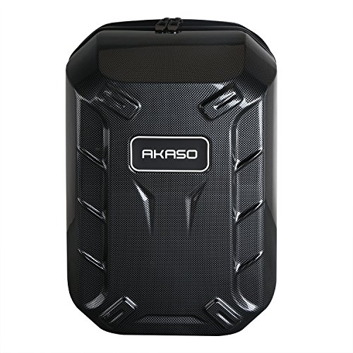 Phantom Electric Supercharger Amazon: AKASO Hard Shell Protective Backpack Carrying Case For DJI