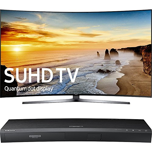 "Samsung 65"" Class KS9800 9-Series Curved 4K SUHD TV (UN65..."