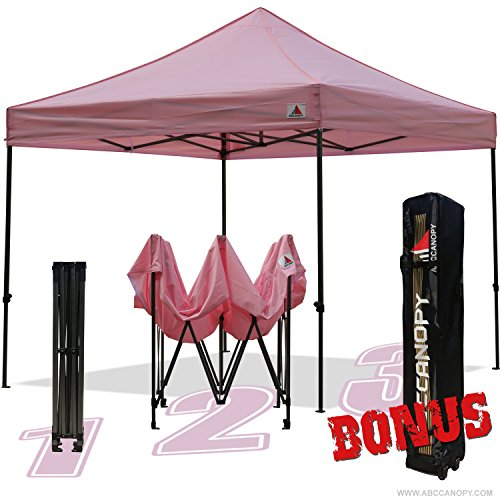 colors AbcCanopy Commercial Outdoor Portable Shelter