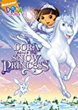 DVD : Dora the Explorer: Dora Saves the Snow Princess