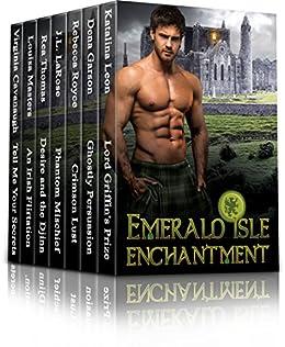Emerald Isle Enchantment Boxed Set by [Leon, Katalina, Garson, Dena, Royce, Rebecca, LaRose, J.L., Thomas, Rea, Masters, Louisa, Cavanaugh, Virginia]