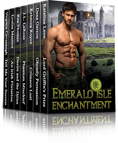 Emerald Isle Enchantment Boxed Set by [Leon, Katalina, Garson, Dena, Royce, Rebecca, LaRose, J.L., Thomas, Rea, Masters, Louisa, Cavanaugh, Virginia]