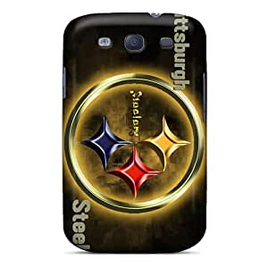 High-quality Durability Cases For Galaxy S3(pittsburgh Steelers)