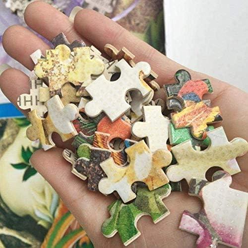 YGYG Puzzles for Erwachsene 1000 Stück Schöne Kirschblüten, Kinder Lernspielzeug Einzigartige Geschenke Dekomprimierung Spielzeug