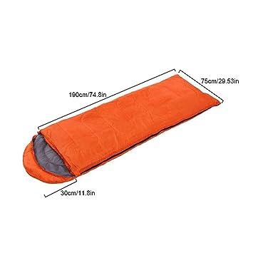 Leegoal Saco de Dormir Tipo Momia, Disponibles para Niño y Adulto, Ideal para Viaje