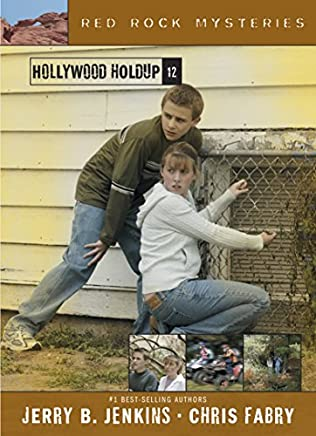 book cover of Hollywood Holdup