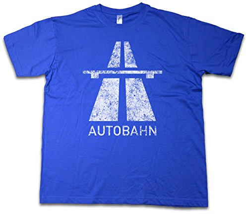 Urban Backwoods Autobahn T-Shirt –Electro Pop