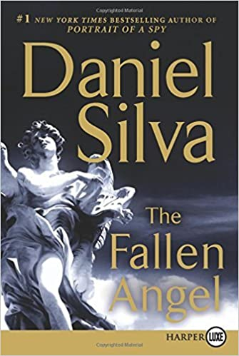 The Fallen Angel by Daniel Silva (2012-08-07)