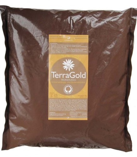 Wurm Compost Terra Oro 3L de natursache. de - PREMIUM ...
