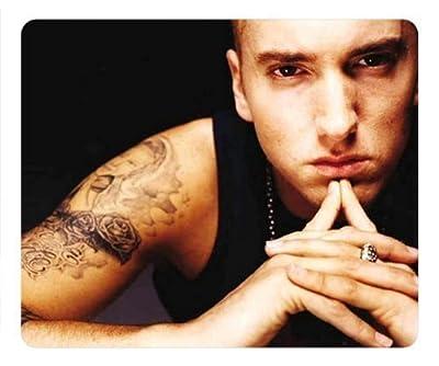 Eminem oblong mouse pad by eggcase