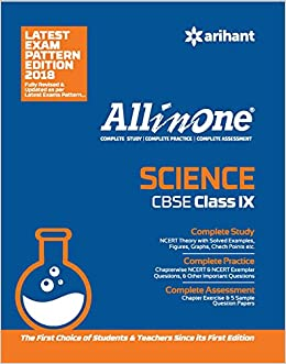 All in One SCIENCE Class 9th (Old Edition): Amazon in: Arihant