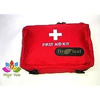 Kit O Botiquin Portatil De Primeros Auxilios Con 22 Productos