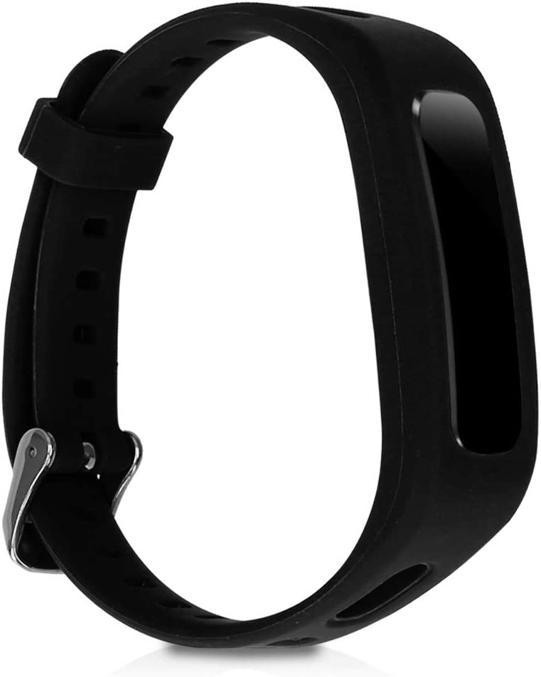Brazalete de Silicona Azul Oscuro//Negro sin Fitness Tracker kwmobile 2X Pulsera Compatible con Huawei Honor Band 3e