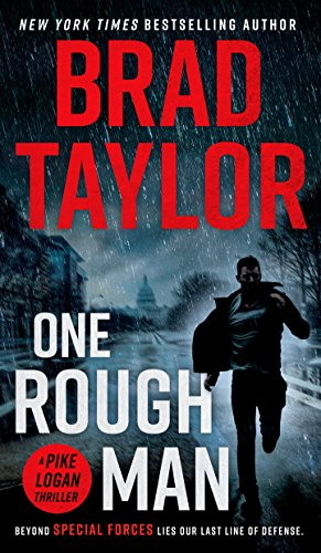 One Rough Man (Pike Logan Thriller Book 1) cover