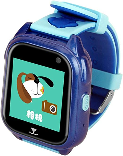 WooyMo GPS Kids Smartwatch, Ip68 natación Smart Watch Pantalla ...