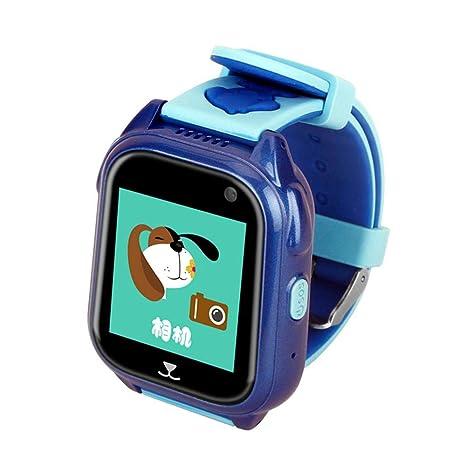 WooyMo GPS Kids Smartwatch, Ip68 natación Smart Watch ...
