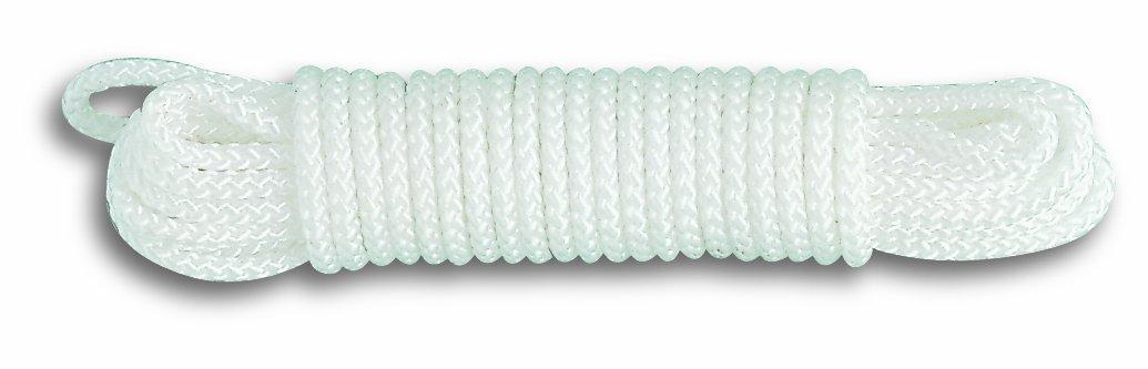 Chapuis DR14 Corde polypropylè ne tressé e 290 kg D 5 mm L 20 m Blanc