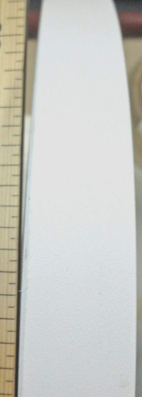 Neutral White Formica # 918 PVC edgebanding 2MM roll 15/16
