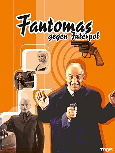 Filmcover Fantomas gegen Interpol