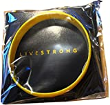 Official Live Strong Lance Armstrong Yellow Cancer