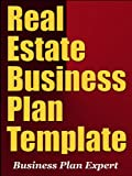 img - for Real Estate Business Plan Template book / textbook / text book