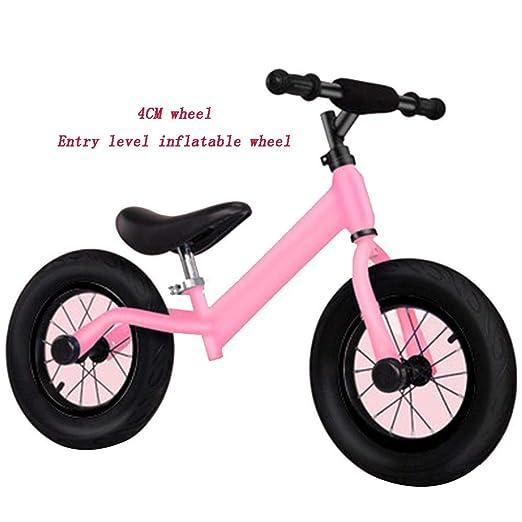 YUMEIGE Bicicletas sin Pedales Bicicletas sin Pedales-Acero Alto ...