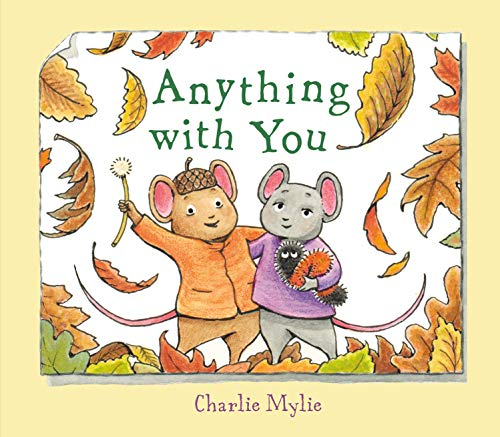 Book Cover: Anything with You: A Picture Book