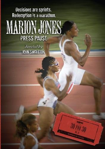 ESPN Films 30 for 30: Marion Jones: Press Pause (30 For 30 Marion Jones Press Pause)