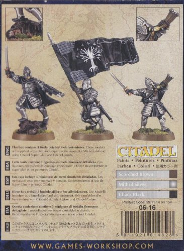 Lord of the Rings Minas Tirith Commanders Box: Amazon.co.uk: Toys ...