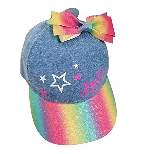 JoJo Siwa Baseball Cap Rainbow Kids//Girls New 383586