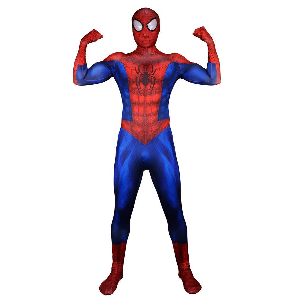 la calidad primero los consumidores primero mujer X-Small QXMEI Spiderman Ultimate Muscle Muscle Muscle CosJugar Medias Ropa Disfraz De Héroe De Niño,mujer-XS  100% a estrenar con calidad original.