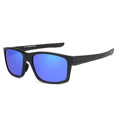 Yufenra polarizadas gafas de deporte para running ciclismo pesca actividades al aire libre (marco negro