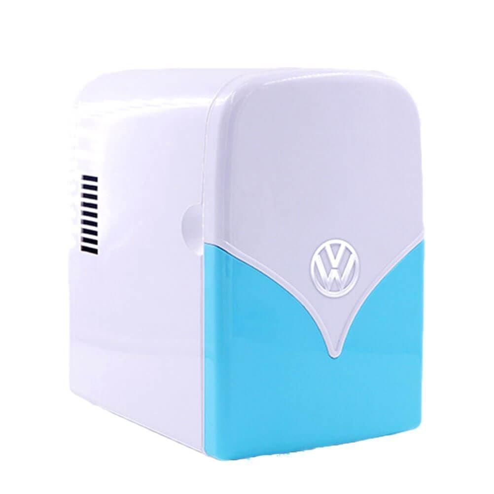 Blue VW Portable Fridge