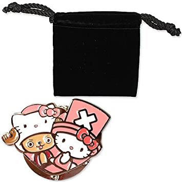 91f73ada6c Sanrio Hello Kitty x One Piece Bag Hanger by SUNCREST  Amazon.co.uk  Toys    Games