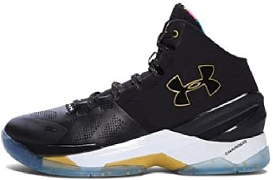 curry 2 black and white
