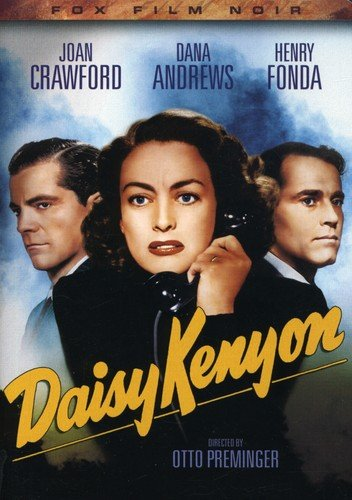 DVD : Daisy Kenyon (Black & White, Full Frame, , Sensormatic)
