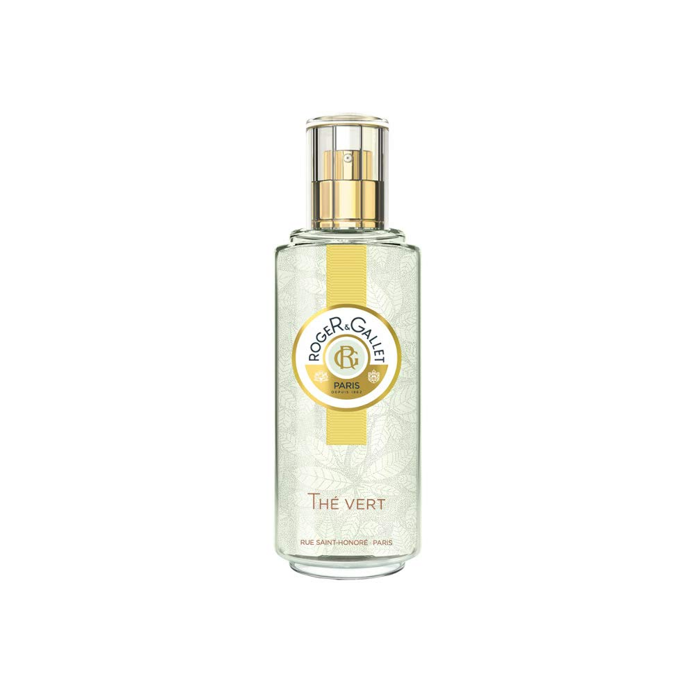 Roger & Gallet Green Tea by Roger & Gallet for Men And Women The Vert Eau Fraiche Spray, 3.3-Ounce by ROGER & GALLET