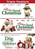 Dog Triple Feature Dvd