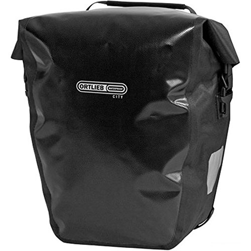 Best Review Of Ortlieb Back-Roller City Panniers, Black
