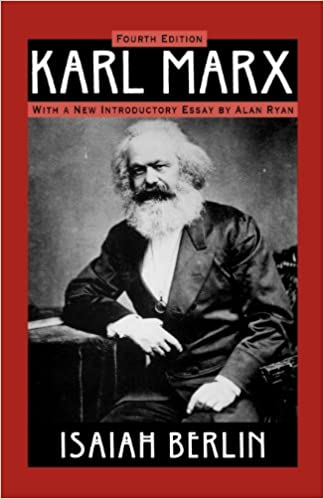karl marx his life and environment isaiah berlin alan ryan  karl marx his life and environment 4th edition